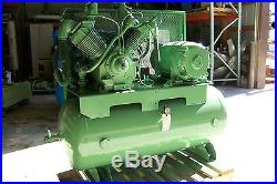 Champion Air compressor 30 hp two stage, V4 pump