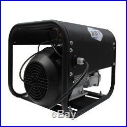 DAVV High Pressure Air Compressor Dual Piston Pump 110v 4500 psi USPS Ship