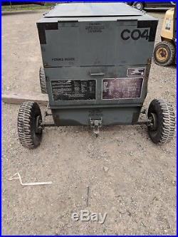 Davey Army Air Compressor 3500psi 15cfm Scuba Paintball High Pressure Pump