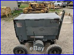Davey Army Air Compressor 3500psi 15cfm Scuba Paintball High Pressure Pump Hatz