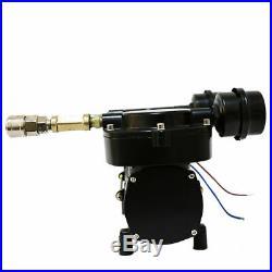 Direct Breath Dive Compressor Pump 12V Oil-less Hookah 3rd Lung WithHose+Regulator