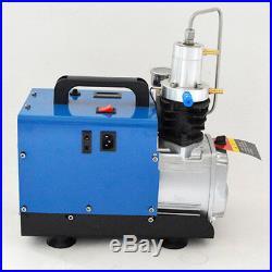 Durable 110V 30MPa Air Compressor Pump PCP Electric High Pressure Auto USA