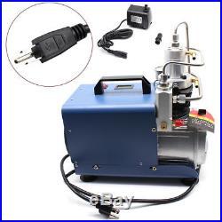 Electric PCP Air Compressor Pump System Rifle 30MPa 110V High Pressure Air Pump