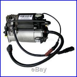 For 2004 2010 Audi A8 Air Suspension Compressor Air Ride Pump 4E0616007B