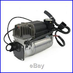 For Audi Q7(4L) Air Suspension Pump Compressor Porsche Cayenne 06-15 4L0698007A