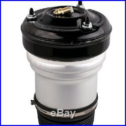 Front Rear Air Suspension Shock + Air compressor pump for Mercedes S-Class W220