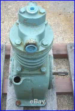 Gardner Denver Single Cylinder Air Compressor Pump Piston Motor Head ASAABA