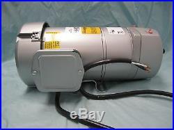 Gast AT05 Rotary Vane air compressor AT05-520-G215DX