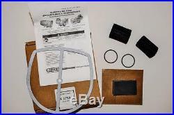 Gast Compressor Pump 1423-101Q-G625 Rebuild Kit # K 575A With Instructions