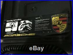 Genuine Rare Porsche Air Compressor Tyre Pump Inflator Kit Classic 911 912 993