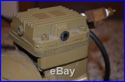 Gould ITT Pneumotive LGH-210 Oil-less Air Compressor Pump 1/6 HP P/N 7-140969-21