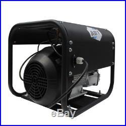 HP DAVV SCU50 High Pressure Air Compressor Paintball Tank