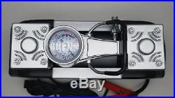 Heavy Duty Car Van Bike Portable 12v Air Compressor 150psi Tyre Inflator Pump