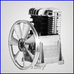 Heavy Duty Industrial Aluminum 4HP Air Compressor Head Pump Motor Machine 160PSI