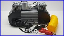 Heavy Duty Motorhome Portable 12v Air Compressor 150psi Tyre Inflator Pump