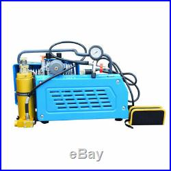 HighPressure Air Compressor Pump PCP Game 12L SCUBA Tank Refill 4500PSI 3cfm USA