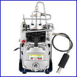 High Pressure Air Compressor Pump Auto-Stop 110V 30Mpa Electric Air Pump YH
