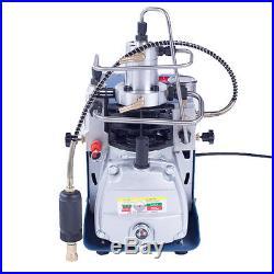 High Pressure Air Pump Electric 300BAR PCP Compressor for Airgun4500PSI 30MPA