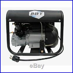 High Pressure Air compressor Pump Portable Paintball PCP Scuba Tank Refill NEW