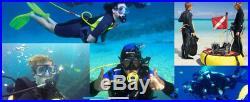 Hookah Scuba Snorkeling 12v Air Compressor Pump for Diving 50ft Hose & Regulator
