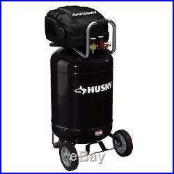 Husky electric portable air compressor pump motor tank 1 5 for Air compressor pump and motor replacement