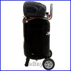 Husky Electric Portable Air Compressor Pump Motor Tank 1 5