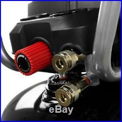 Husky Portable Air Compressor 30 Gal. 175 PSI Oil Free Pump Single Stage