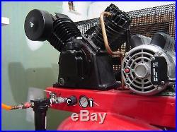 Husky Pro 80 gallon 4 hp Two Stage Air Compressor 175 Max