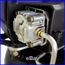 Husky Quiet Portable Air Compressor 20 Gal. 175 PSI Wheels Pump Spray Painting