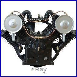 Industrial! Polar Air! 10HP V4 Air Compressor Pump