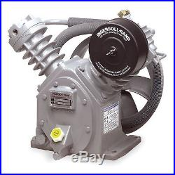 Ingersoll-Rand 2-Stage Splash Lubricated Air Compressor Pump with 43 oz. Oil