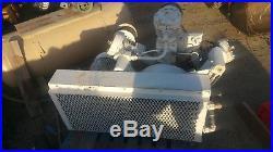 Ingersoll-rand t-30 compressor pump and 20hp motor