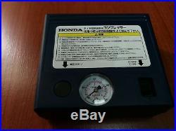 JDM Genuine Honda Tire Inflator Pressure Electric Air Pump Repair Kits Set rare