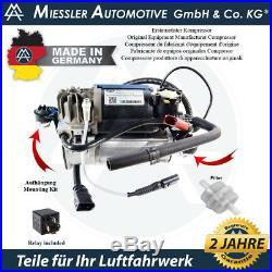 Kompressor Audi A8 Luftfederung Diesel OEM WABCO neu