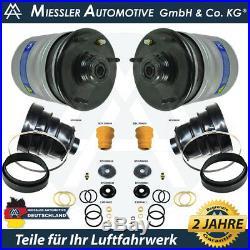Land Rover Discovery 3 Luftfeder für Federbein hinten RKB500250 Paar Hinterachse
