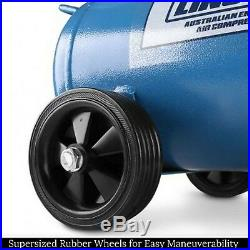 Lincoln Direct Drive Air Compressor Portable Electric Pump Inflator Bonus Tools