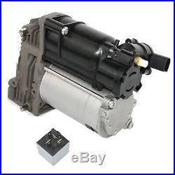 Luftfederung Kompressor mit Relais Für Mercedes Benz W639 Viano Vito 6393200204