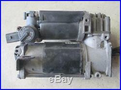 Luftversorgungsanlage Audi A6 4BH ALLROAD Kompressor Luftfahrwerk 4Z7616007
