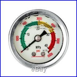 MECO 30MPa Air Compressor Pump PCP Electric 4500PSI High Pressure 220V