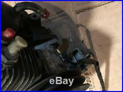 MERCEDES 300SEL 6.3 Air Compressor / Power Steering Pump / Mount M100