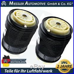 Mercedes E-Klasse W212 S212 Luftfeder hinten 2123202025/2125 Hinterachse Paar