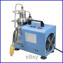 Mightypower 4500psi Air Compressor Pump PCP Electric High Pressure 110v 30mpa MP