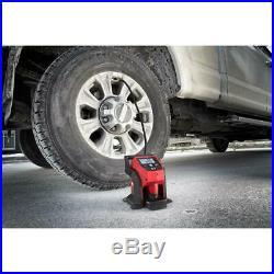 Milwaukee 2475-20 Portable Mini Air Compressor Car Tire Inflator Pump BARE TOOL