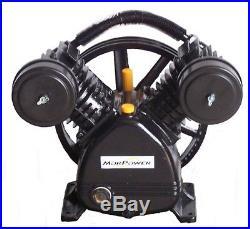 Morpower ACP11090 Cast Iron Air Compressor Pump 120 psi 24.6 CFM