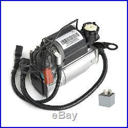 NEU Für Audi A8 4E 10/12 Kompressor Luftfederung Luftfahrwerk &Relais 4E0616007E