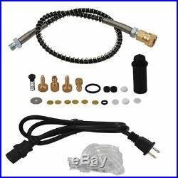 NEW 30MPa Air Compressor Pump 110V PCP Electric 4500PSI High Pressure US