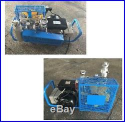 (NEW) 4500psi Air Compressor Scuba & Paintball, Gas withAuto Shutdown Honda Engine
