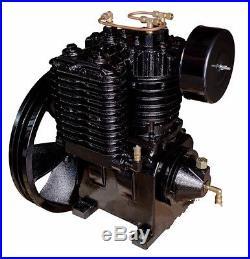 NEW 5 HP Industrial Air Compressor Pump, Cast Iron