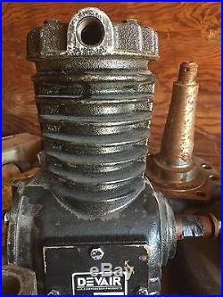 NEW Devair Air Compressor Pump Model No. 123