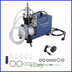 NEW Electric Air Pump High Pressure Paintball Air Compressor PCP 30MPa/4500PSI